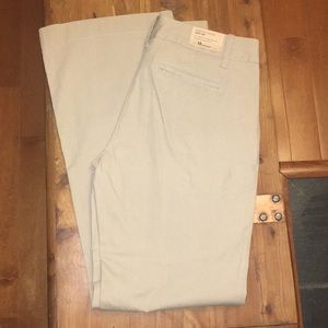 JCrew factory pants- NWT